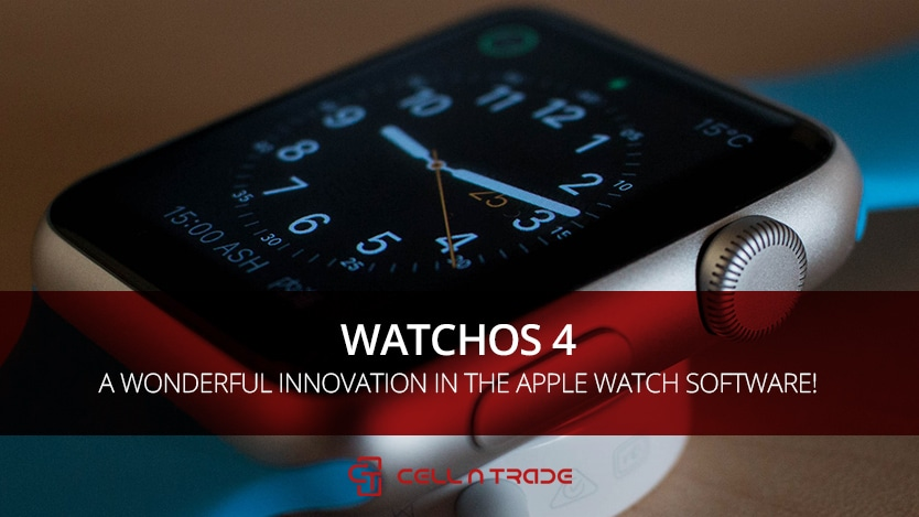 watchOS 4: A Wonderful Innovation In The Apple Watch Software!